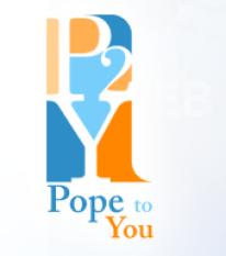 site 20do 20papa Pope2you, Site do Papa para Fiéis que usam Redes Sociais