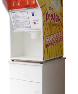 maquina 20de 20fazer 20sorvete Comprar Maquina Print do Programa do Ratinho, Preço da Compacta Print