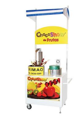 chocoshow master Máquina de Fazer Chocolate, Preços, Onde Comprar