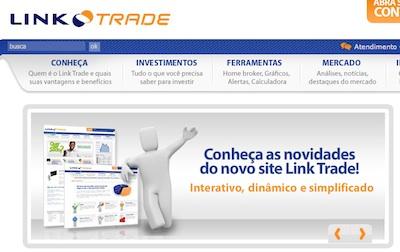 Link Trade Cursos em Investimento em Ações