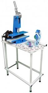 maquina compacta print sandalia Máquina para Personalizar Sandálias Compacta Print