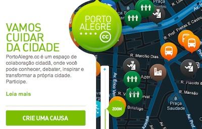 Causas da Cidade de Porto Alegre