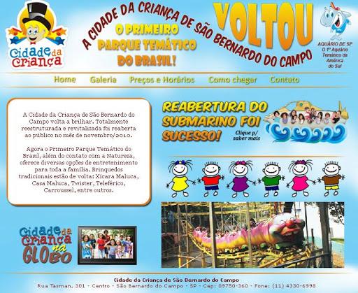 CIDADE 252520DE 252520CRIAN 2525C3 252587A Melhores Opções Para Passeio Com Crianças em São Bernardo do Campo