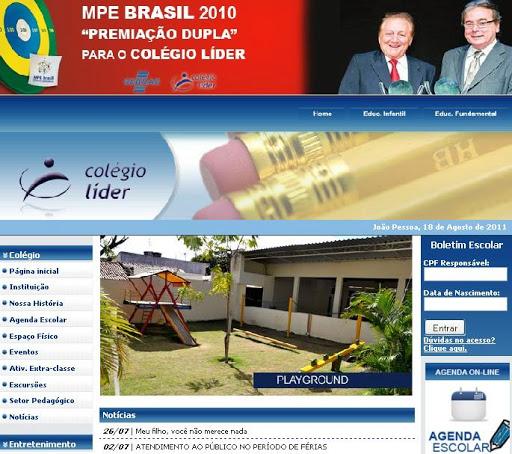 COLEGIO 252520LIDER Escolas Infantis em João Pessoa, Endereço e Telefone