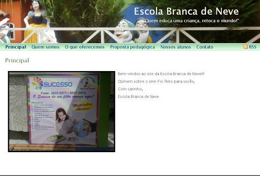 ESCOLA 252520BRANCA 252520DE 252520NEVE Escolas Infantis em Campo Grande, Endereço e Telefone