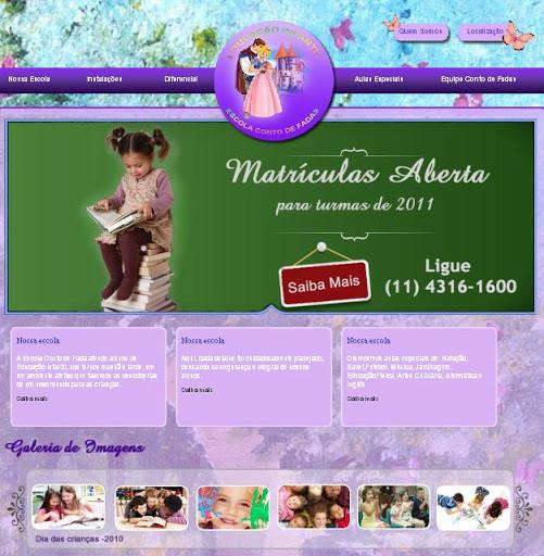ESCOLA 252520CONTO 252520DE 252520FADAS Escolas Infantis em Santo André, Endereço e Telefone