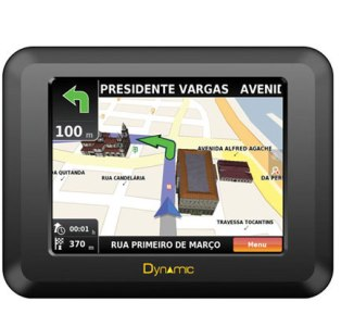 Comprar GPS Dynamic Barato, Ponto Frio
