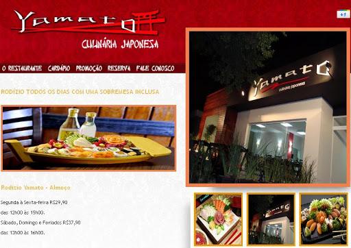 YAMATO Restaurante Japonês em Santo André, Endereço e Telefone