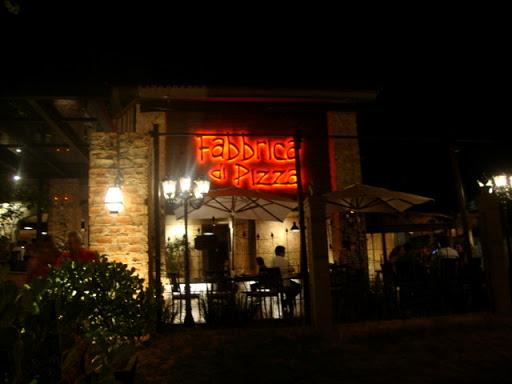 Pizzaria Fábbrica Di Pizza em Goiânia, Preços