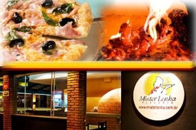 Pizzaria Mister Lenha em Goiânia, Preços