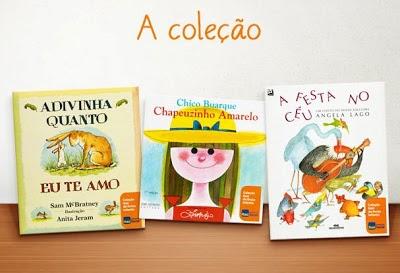 Comprar Coleção de Livros Infantis do Itaú
