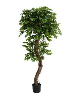 decoracao com plantas artificiais Decoração Com Plantas Artificiais