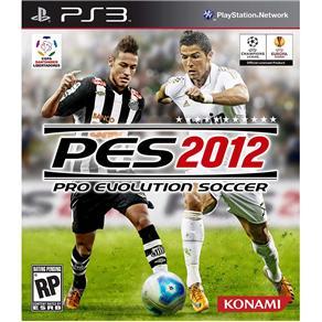 Jogo PES 2012 Pro Evolution Soccer 2012 Jogo PES 2012 - Pro Evolution Soccer 2012