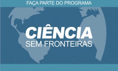 Ciência Sem Fronteiras Programa do Governo Federal Ciência Sem Fronteiras – Programa do Governo Federal