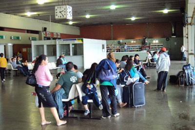 Telefone do Terminal Rodoviário de Araxá – MG