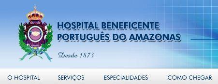 Hospital Português do Amazonas Endereço Telefone e Site Hospital Português do Amazonas, Endereço, Telefone e Site