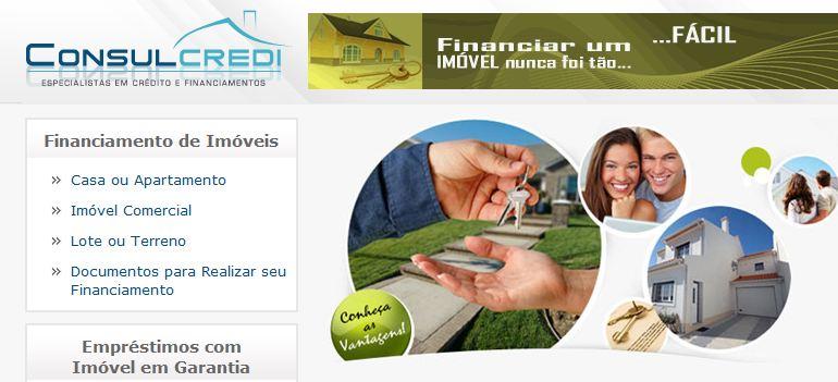 ConsulCred – Empréstimos e Financiamentos