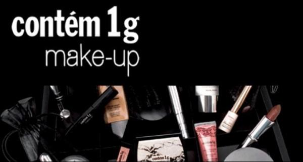 Novidades da Maquiagem Contem 1 grama