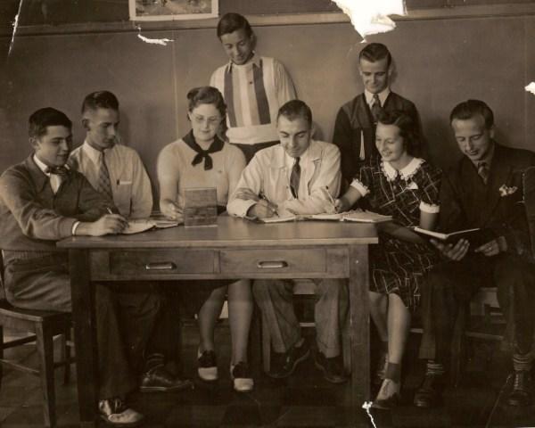 mount baker high school class of 1939 - 640×512