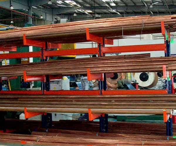 industrial heavy duty storage racks and shelves