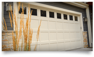 Recessed Panel Garage Door in Denver, CO - Don's Garage Doors