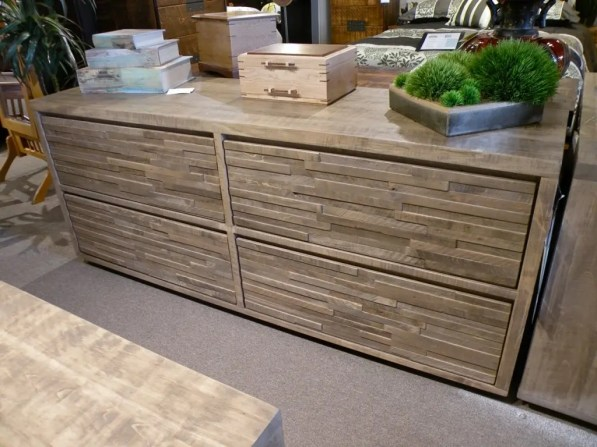 Ledge Rock Dresser Fully Customizable. Please contact us for pricing details.