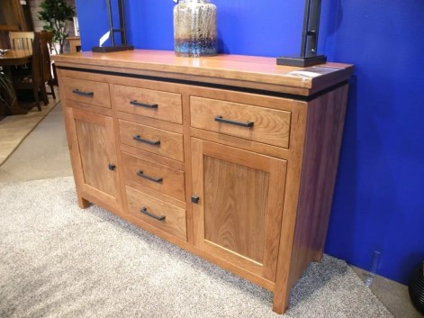 Richmond Buffet Fully Customizable. Please contact us for pricing details.