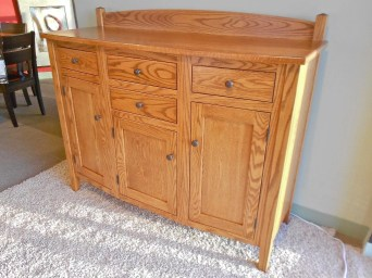 Richland Buffet *This piece is no longer shown on our sales floor but is still available to order.