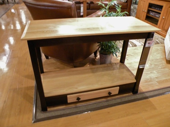 Edinburg Sofa Table *This piece is no longer shown on our sales floor but is still available to order.