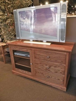 S-259 TV Stand *This piece is no longer shown on our sales floor but is still available to order.