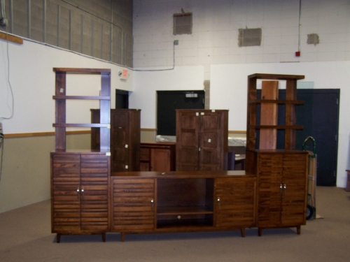 Barrymore TV Stand and Tower Units