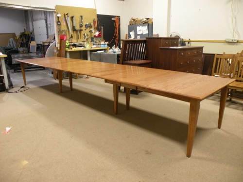 Douglas Dining Table