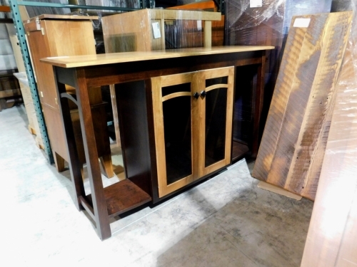 Madison with Bow Custom TV Stand