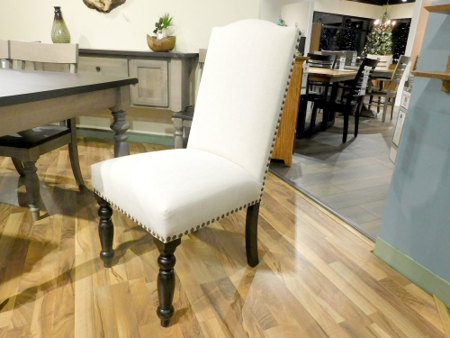 Olson Side Chair with Nailhead