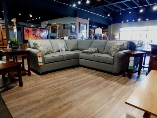 Simply Yours 2-Piece Sectional Sofa