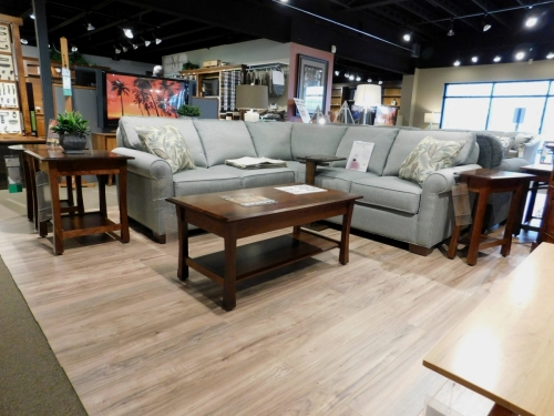 Simply Yours Sectional & Tyrone Living Room