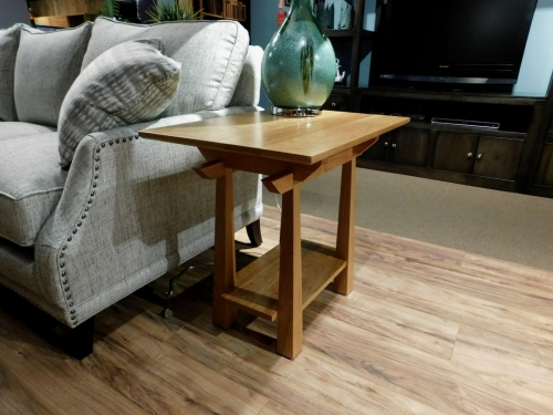 Westport Rectangular End Table