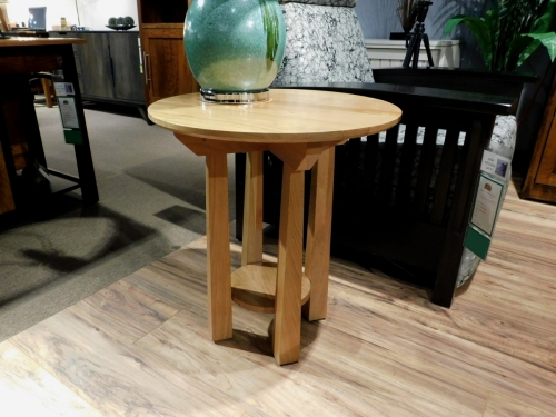 Westport Round End Table