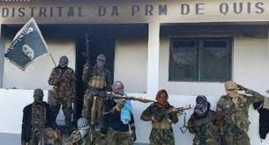Casella di testo: Figura 1: Caserma della Polizia assaltata dai fondamentalisti nel mese di Maggio