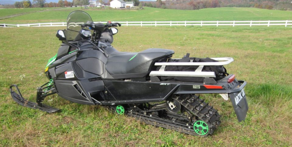 2010 ARCTIC CAT F 1100 TURBO