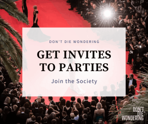 Get Invites To Parties