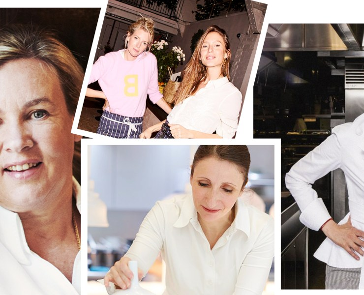 The Female Chefs Dominating London's Culinary Scene
