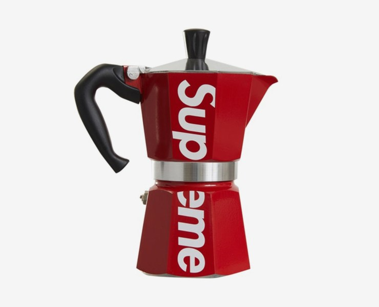 supreme coffee maker