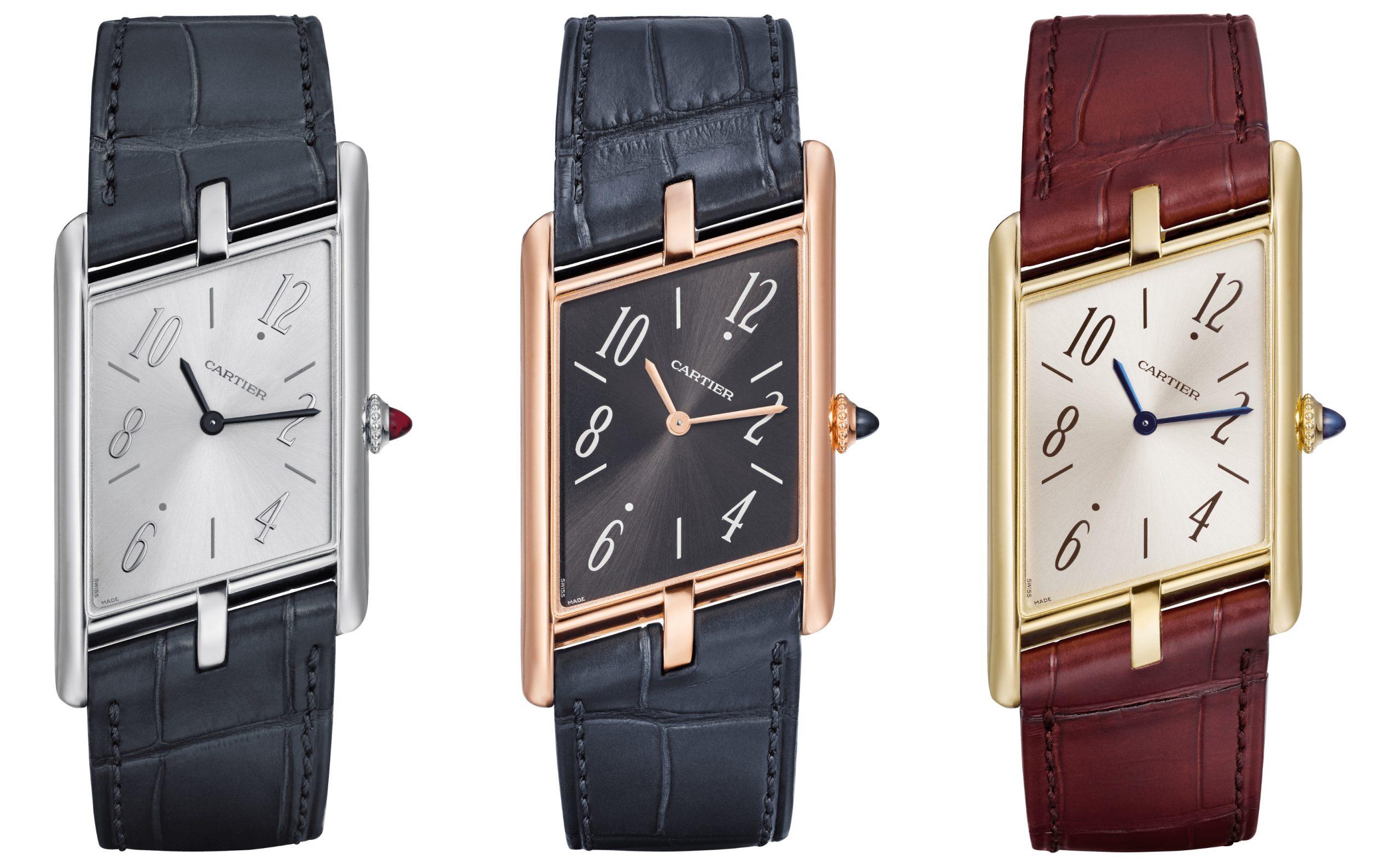 Cartier Brings Cool Back With The Asymétrique