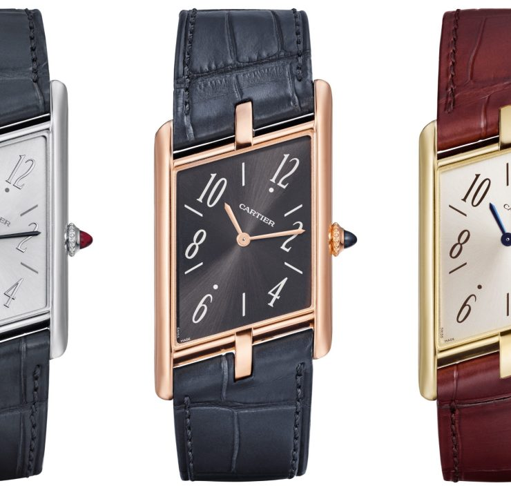 Cartier Brings Cool Back With The Asymétrique