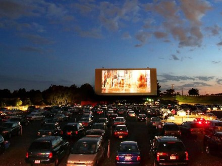 Becky's Drive-In Theatre - Summer of the Drive-In