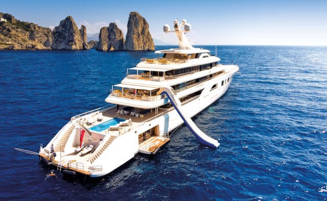 Chartering A Yacht