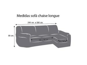 renovar un sofá chaise longue