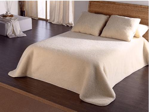 mantas de cama para invierno