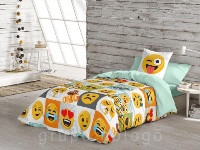 fundas nórdicas emoji y más